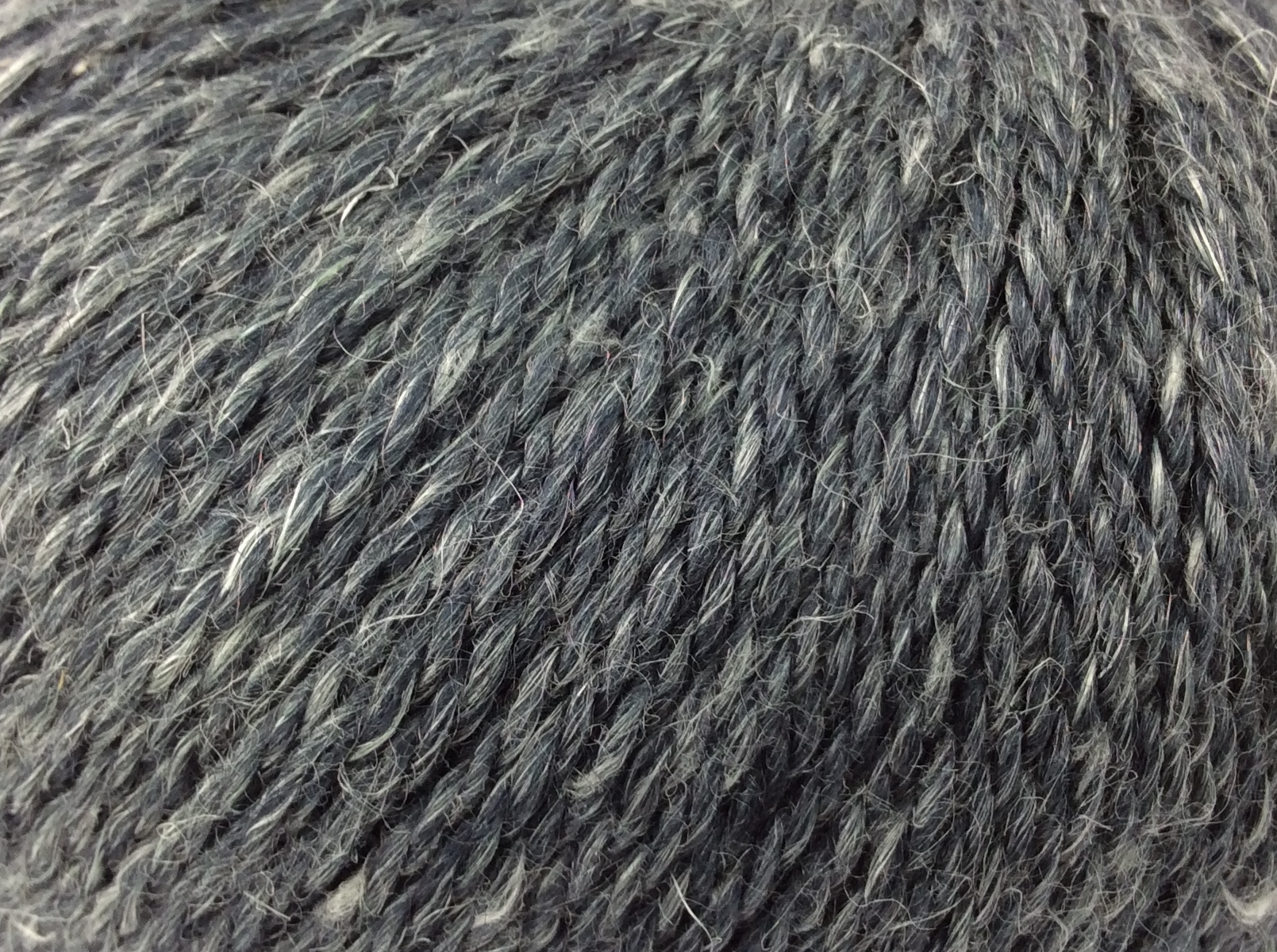 Hemp Tweed 136 Granite