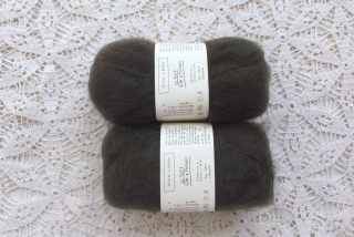 Le Petit Silk & Mohair Dark Blue Green