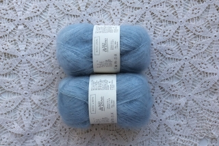 Le Petit Silk & Mohair Very Light Blue