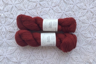 Le Petit Lambswool 12 Dark Red
