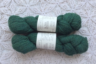 Le Petit Lambswool 20 Forest Green